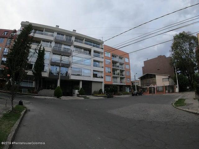 Apartamento Bogota D.C.>Bogota>Santa Paula - Venta:540.000.000 Pesos - codigo: 19-729