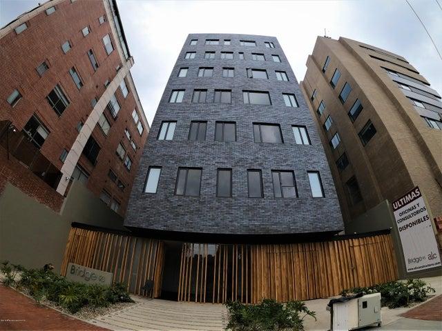 Oficina Bogota D.C.>Bogota>Chico Norte - Venta:408.000.000 Pesos - codigo: 19-760