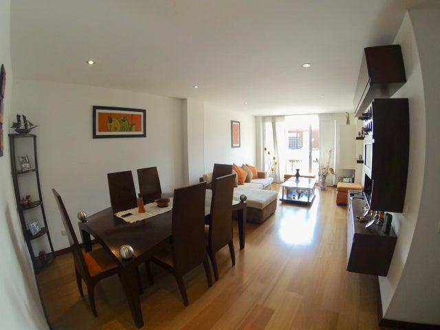 Apartamento Bogota D.C.>Bogota>Santa Barbara - Arriendo:4.300.000 Pesos - codigo: 19-765