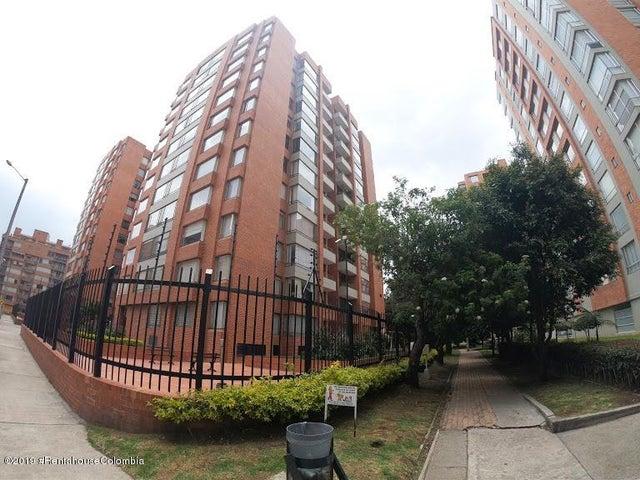 Apartamento Bogota D.C.>Bogota>Colina Campestre - Venta:550.000.000 Pesos - codigo: 19-767