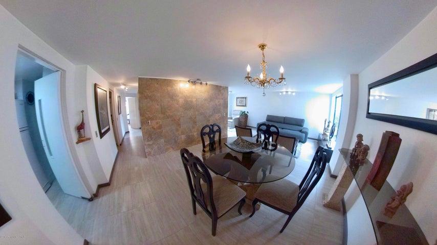 Apartamento Bogota D.C.>Bogota>Cedritos - Venta:360.000.000 Pesos - codigo: 19-772