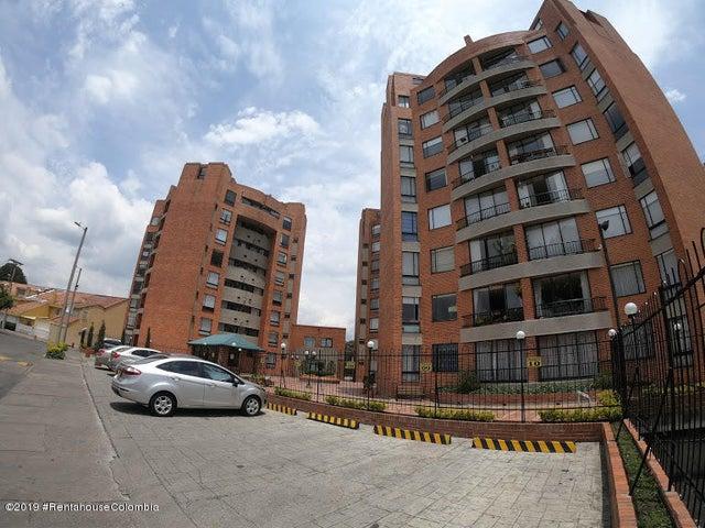 Apartamento Bogota D.C.>Bogota>Cedritos - Venta:360.000.000 Pesos - codigo: 19-777