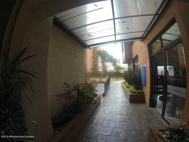 Apartamento Bogota D.C.>Bogota>La Calleja - Arriendo:3.200.000 Pesos - codigo: 19-946
