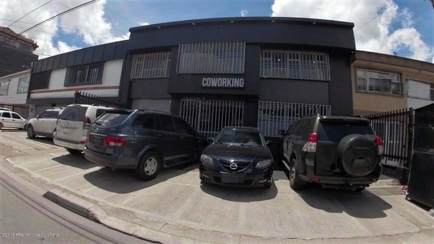 Oficina Bogota D.C.>Bogota>La Castellana - Arriendo:850.000 Pesos - codigo: 19-954