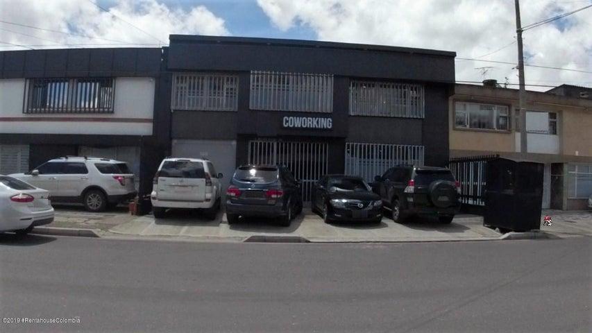 Oficina Bogota D.C.>Bogota>La Castellana - Arriendo:2.000.000 Pesos - codigo: 19-951
