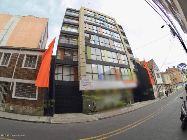Apartamento Bogota D.C.>Bogota>Chapinero Central - Arriendo:1.300.000 Pesos - codigo: 19-966