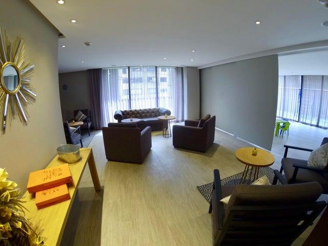Apartamento Bogota D.C.>Bogota>Los Rosales - Venta:827.000.000 Pesos - codigo: 19-969