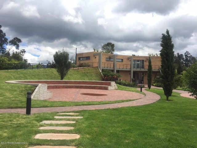 Casa Cundinamarca>Cajica>Vereda Canelon - Venta:760.000.000 Pesos - codigo: 19-971