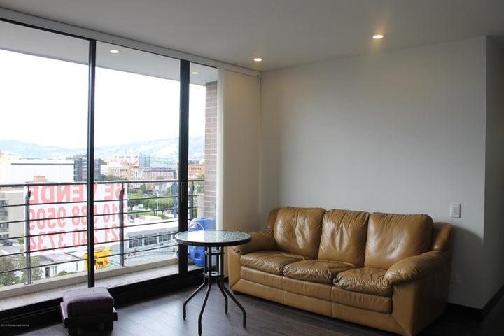Apartamento Bogota D.C.>Bogota>Pasadena - Venta:595.000.000 Pesos - codigo: 19-976