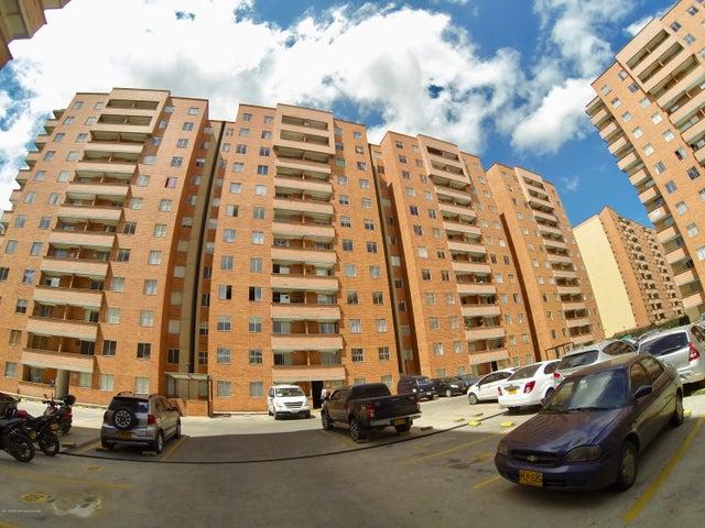Apartamento Bogota D.C.>Bogota>Nuevo Techo - Venta:200.000.000 Pesos - codigo: 19-983