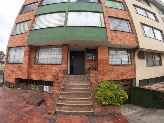Apartamento Bogota D.C.>Bogota>San Felipe - Venta:160.000.000 Pesos - codigo: 19-986