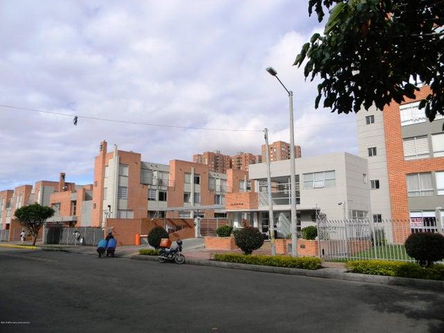 Apartamento Bogota D.C.>Bogota>La Alameda - Arriendo:1.800.000 Pesos - codigo: 19-1004