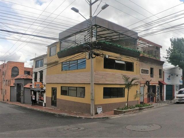 Local Comercial Bogota D.C.>Bogota>Santa Ana Usaquen - Venta:1.250.000.000 Pesos - codigo: 19-1060