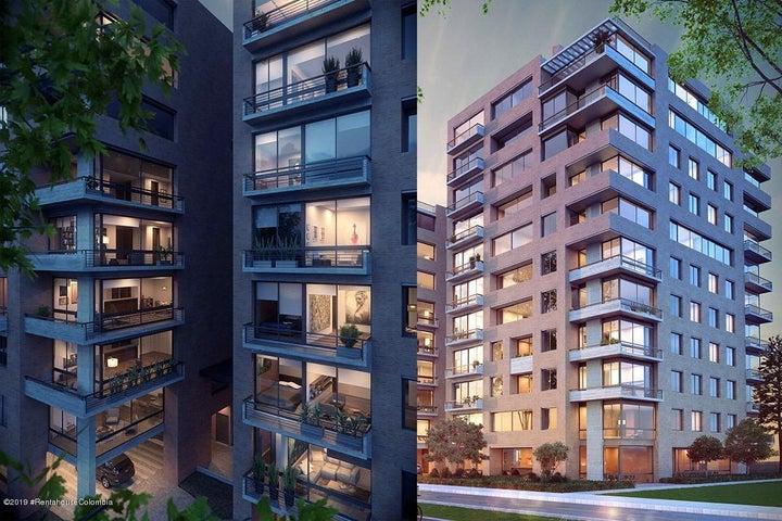 Apartamento Bogota D.C.>Bogota>Chico Norte - Venta:825.000.000 Pesos - codigo: 19-1103