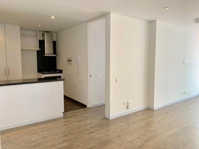 Apartamento Bogota D.C.>Bogota>Chapinero Alto - Arriendo:1.900.000 Pesos - codigo: 19-1283