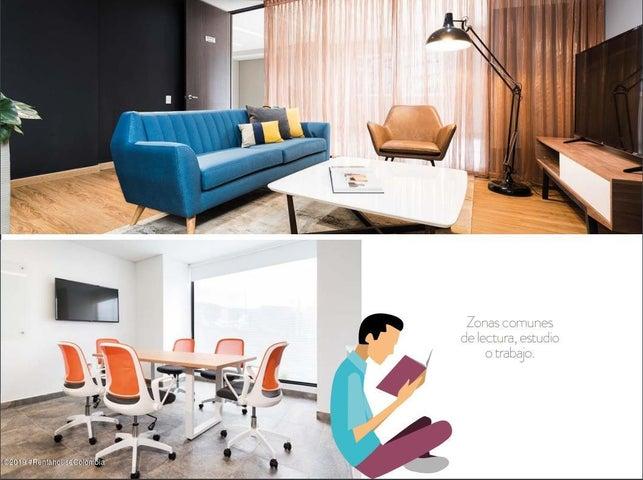 Apartamento Bogota D.C.>Bogota>Barrancas Norte - Venta:360.000.000 Pesos - codigo: 20-264