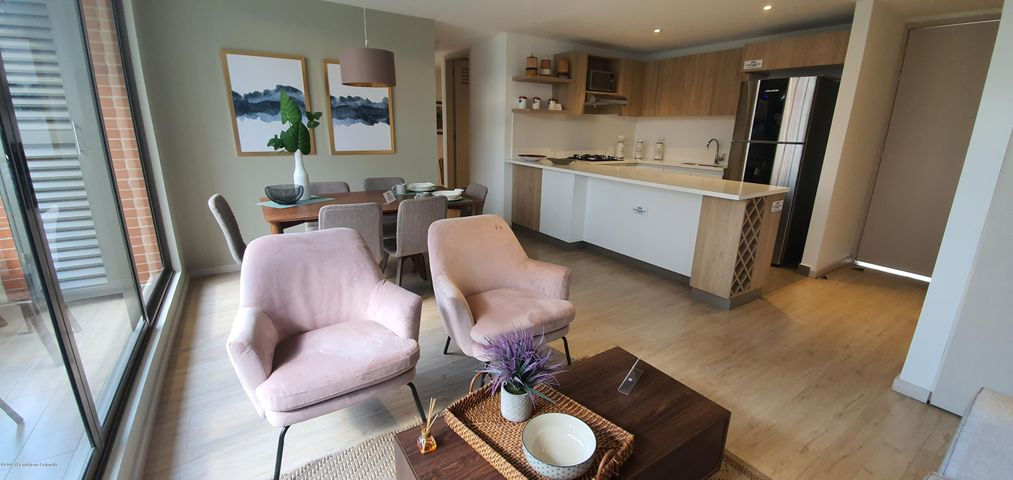 Apartamento Bogota D.C.>Bogota>Colina Campestre - Venta:556.648.600 Pesos - codigo: 20-275