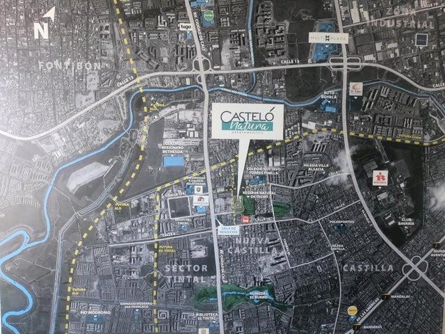Apartamento Bogota D.C.>Bogota>Castilla - Venta:290.021.000 Pesos - codigo: 20-363
