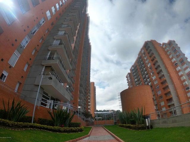 Apartamento Bogota D.C.>Bogota>Chapinero Alto - Arriendo:2.900.000 Pesos - codigo: 20-386