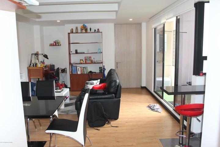 Apartamento Bogota D.C.>Bogota>Lisboa - Venta:430.000.000 Pesos - codigo: 20-687