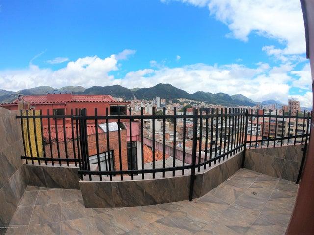 Apartamento Bogota D.C.>Bogota>San Luis - Venta:330.000.000 Pesos - codigo: 20-409