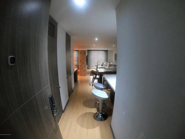 Apartamento Bogota D.C.>Bogota>Lisboa - Venta:335.000.000 Pesos - codigo: 20-412