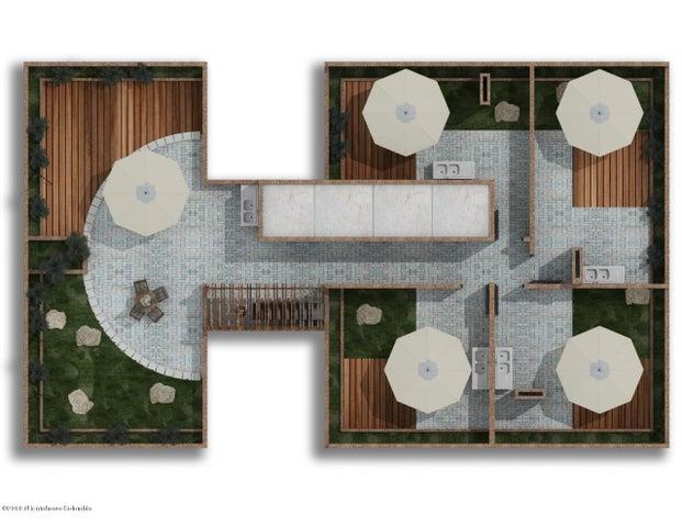 Apartamento Bogota D.C.>Bogota>Nueva Autopista - Venta:480.000.000 Pesos - codigo: 20-422