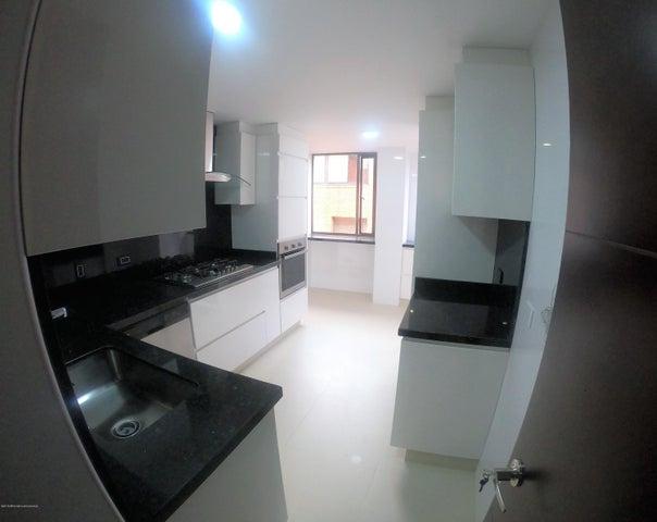 Apartamento Bogota D.C.>Bogota>La Carolina - Venta:850.000.000 Pesos - codigo: 20-436