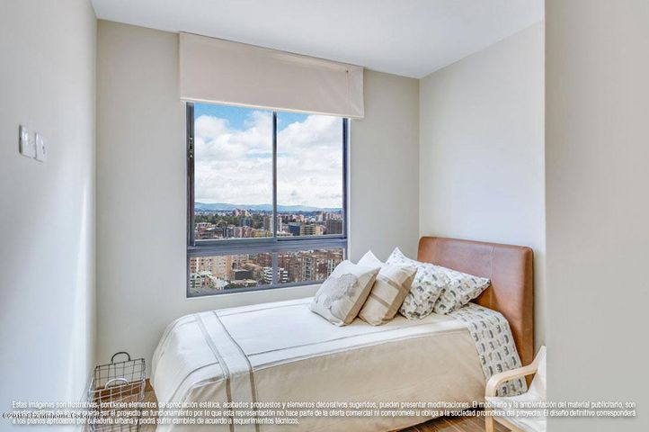 Apartamento Bogota D.C.>Bogota>Cedritos - Venta:540.000.000 Pesos - codigo: 20-618