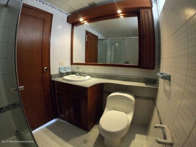 Apartamento Bogota D.C.>Bogota>Santa Barbara - Arriendo:1.600.000 Pesos - codigo: 20-662