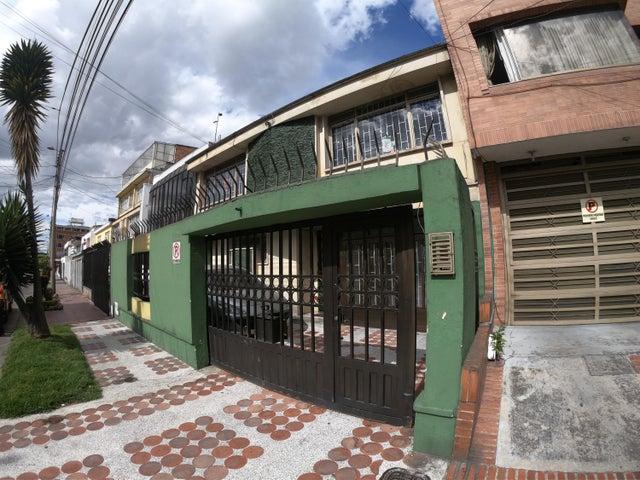 Casa Bogota D.C.>Bogota>Quinta Paredes - Venta:1.250.000.000 Pesos - codigo: 20-801