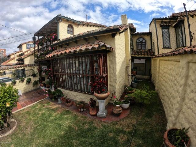 Casa Bogota D.C.>Bogota>Colina Campestre - Venta:1.150.000.000 Pesos - codigo: 20-969