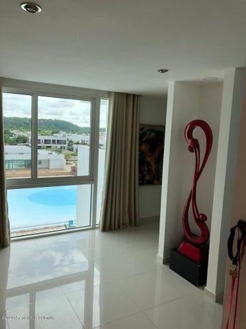 Apartamento Bolivar>Cartagena>Barceloneta - Venta:943.250.000 Pesos - codigo: 21-93