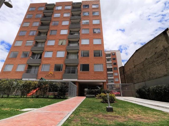 Apartamento Bogota D.C.>Bogota>San Antonio NorOccidental - Venta:225.000.000 Pesos - codigo: 21-110