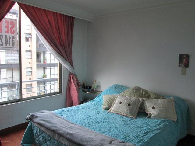 Apartamento Bogota D.C.>Bogota>San Patricio - Venta:430.000.000 Pesos - codigo: 21-116