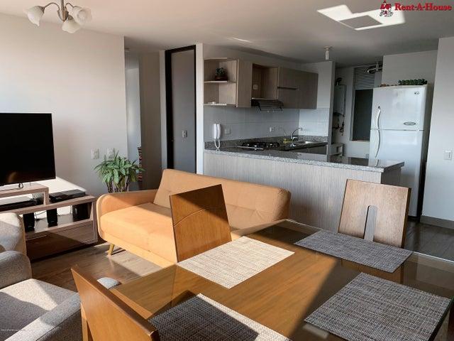 Apartamento Bogota D.C.>Bogota>El Real - Venta:360.000.000 Pesos - codigo: 21-235