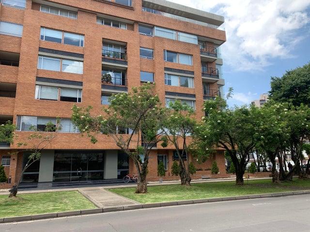 Apartamento Bogota D.C.>Bogota>La Carolina - Venta:390.000.000 Pesos - codigo: 21-238