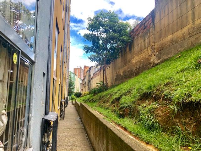 Apartamento Bogota D.C.>Bogota>Las Terrazas - Venta:188.000.000 Pesos - codigo: 21-239