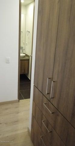 Apartamento Bogota D.C.>Bogota>Chapinero Alto - Arriendo:1.450.000 Pesos - codigo: 21-226
