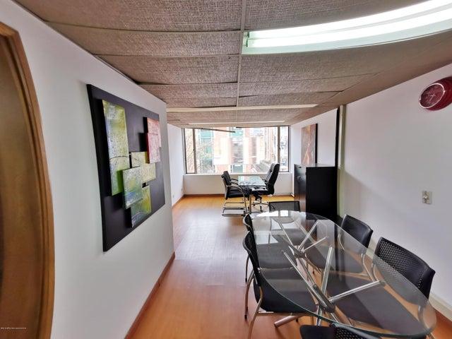 Oficina Bogota D.C.>Bogota>Chico Norte - Venta:340.000.000 Pesos - codigo: 21-274