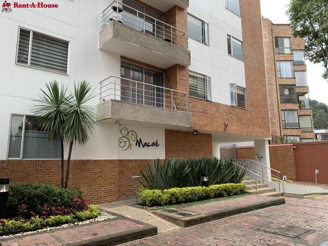 Apartamento Bogota D.C.>Bogota>Altos de Bella Suiza - Venta:560.000.000 Pesos - codigo: 21-328