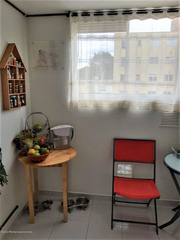Apartamento Bogota D.C.>Bogota>Cedritos - Venta:340.000.000 Pesos - codigo: 21-351