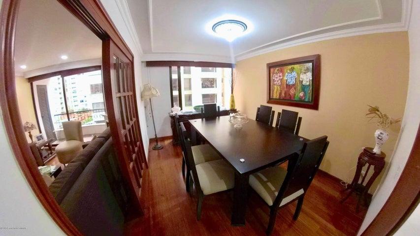Apartamento Bogota D.C.>Bogota>Lisboa - Arriendo:4.265.000 Pesos - codigo: 21-368