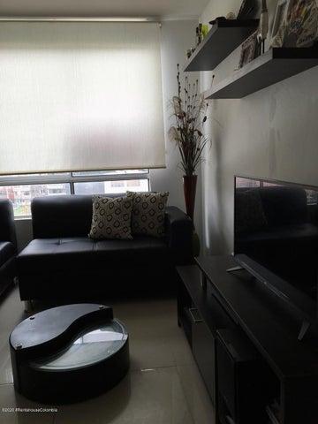 Apartamento Bogota D.C.>Bogota>San Antonio NorOccidental - Venta:154.000.000 Pesos - codigo: 21-371
