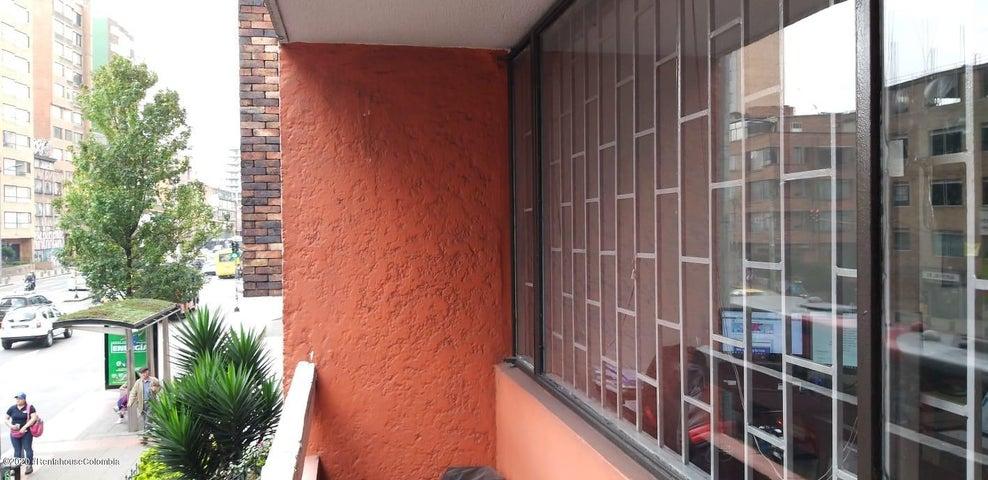 Apartamento Bogota D.C.>Bogota>Pardo Rubio - Venta:380.000.000 Pesos - codigo: 21-380
