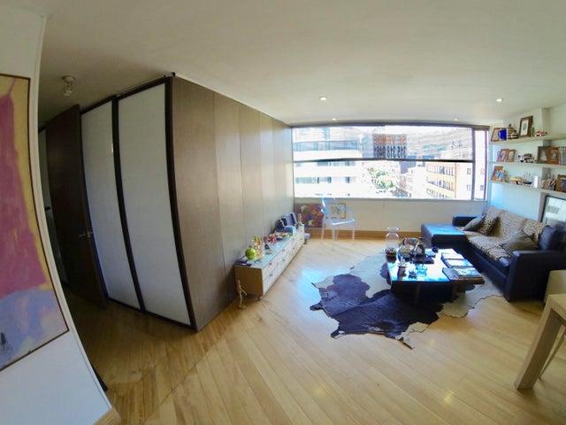 Apartamento Bogota D.C.>Bogota>Santa Barbara - Venta:550.000.000 Pesos - codigo: 21-394