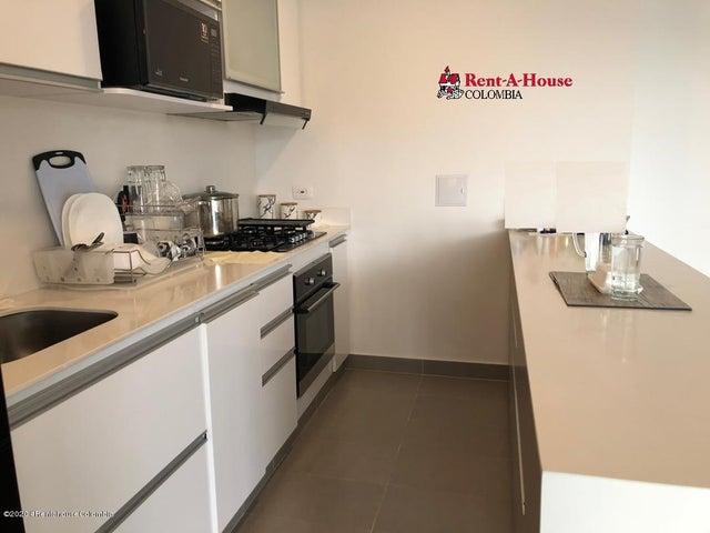 Apartamento Bogota D.C.>Bogota>Britalia - Venta:620.000.000 Pesos - codigo: 21-398