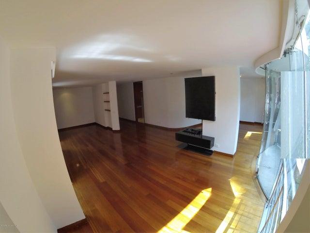 Apartamento Bogota D.C.>Bogota>Chico - Venta:1.600.000.000 Pesos - codigo: 21-408