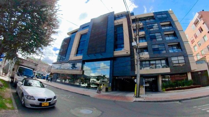 Oficina Bogota D.C.>Bogota>Santa Barbara - Arriendo:3.500.000 Pesos - codigo: 21-449