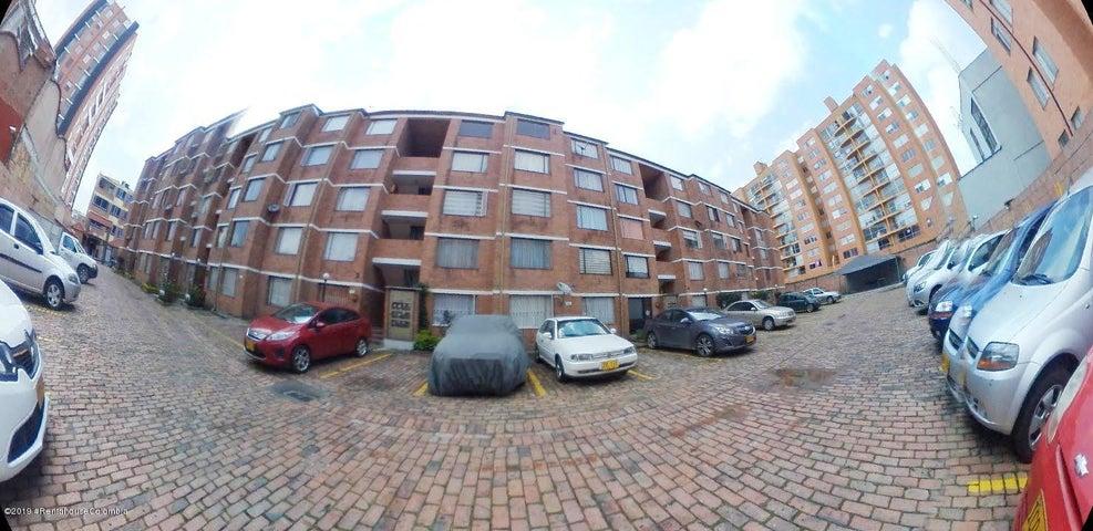 Apartamento Bogota D.C.>Bogota>Campanela - Venta:180.000.000 Pesos - codigo: 21-478